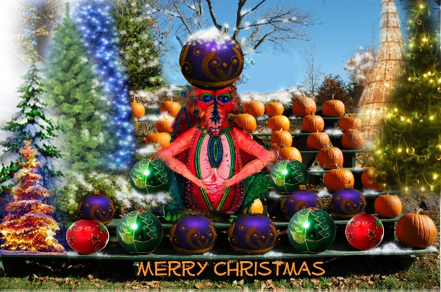 Merry Christmas from Mintaka